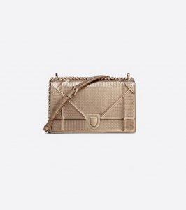 Dior Diorama Calfskin Bag (Medium)