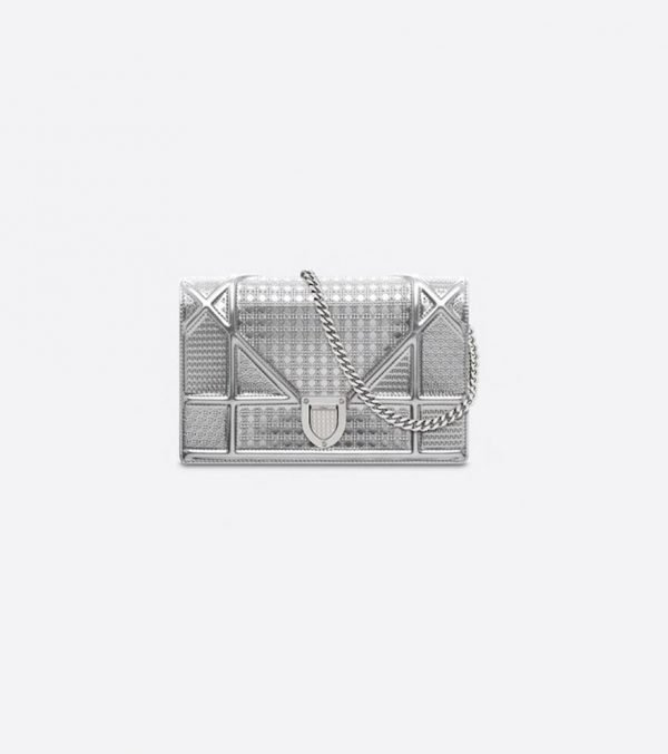 Dior-Diorama-Micro-Cannage-Chain-Wallet